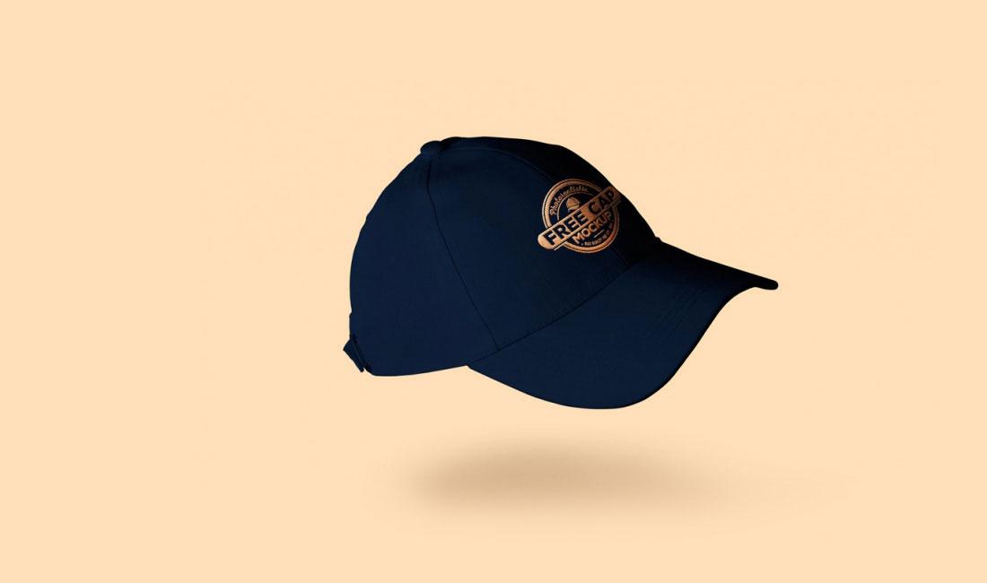 casquette bleu
